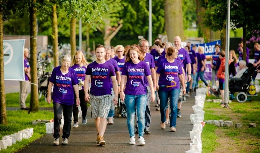 <p>Deelnemers van SamenLoop Heerde in 2016.</p>