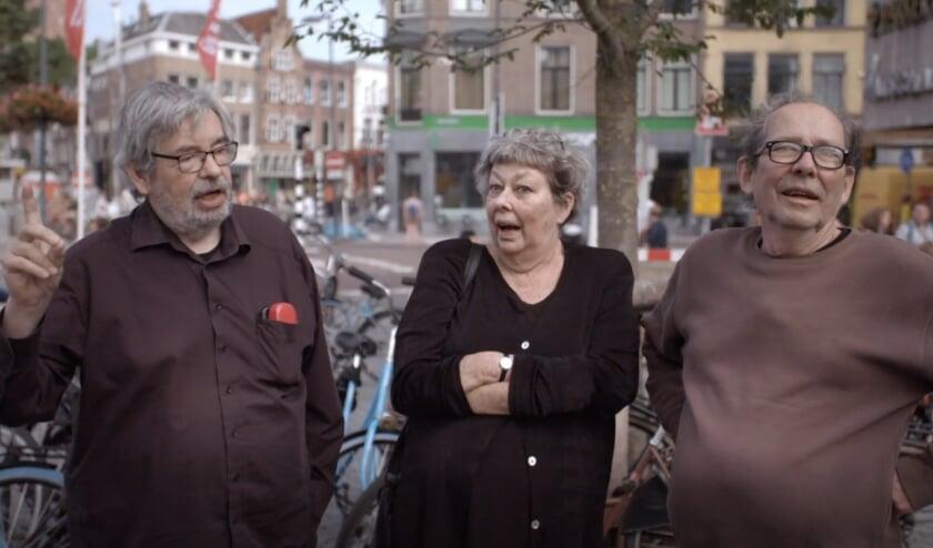 <p>Maarten, Sis en Vincent van Rossem verkennen in de aflevering van 12 juni Utrecht.&nbsp;</p>