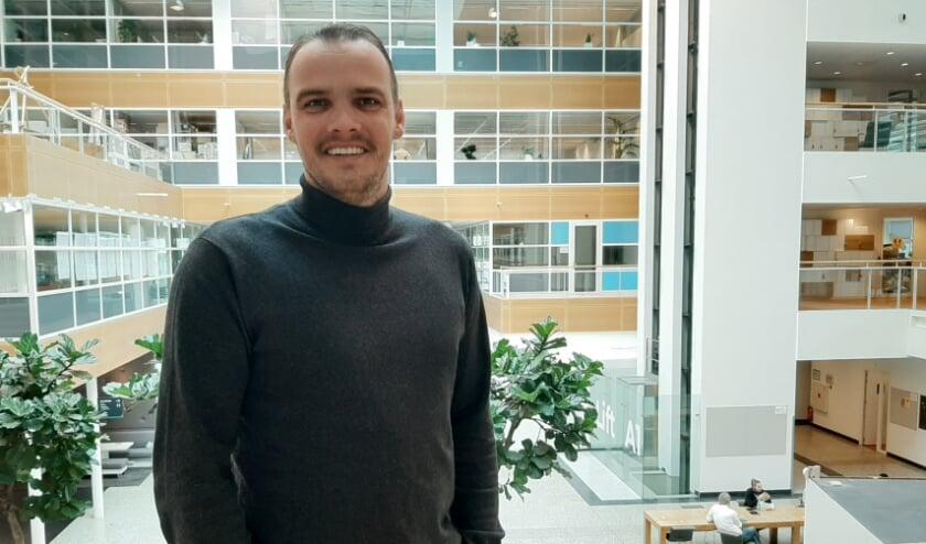 """<p dir=""""ltr"""">Florian Busschers, sales development manager bij DPG Media: &quot;De combinatie van Indebuurt en huis-aan-huis is goud waard.&quot;</p>"""