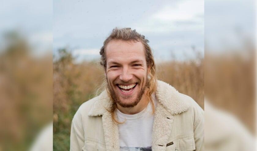 <p>Ecoloog Barry van de Ende&nbsp;</p>