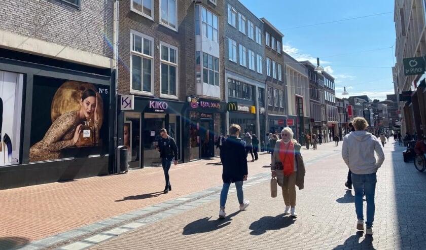<p>De Nijmeegse binnenstad wordt hoog gewaardeerd.&nbsp;</p>