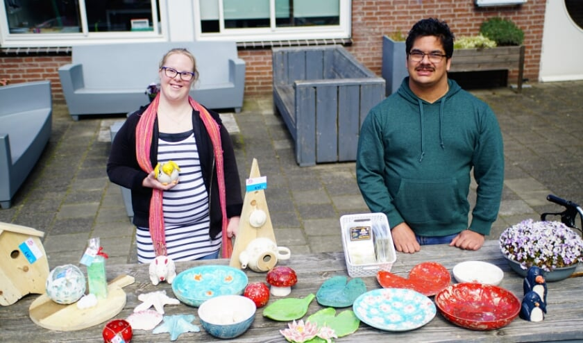 <p>Laura en Marco zijn ontzettend trots op het werk wat ze doen en de dingen die ze maken tijdens hun werk.</p>