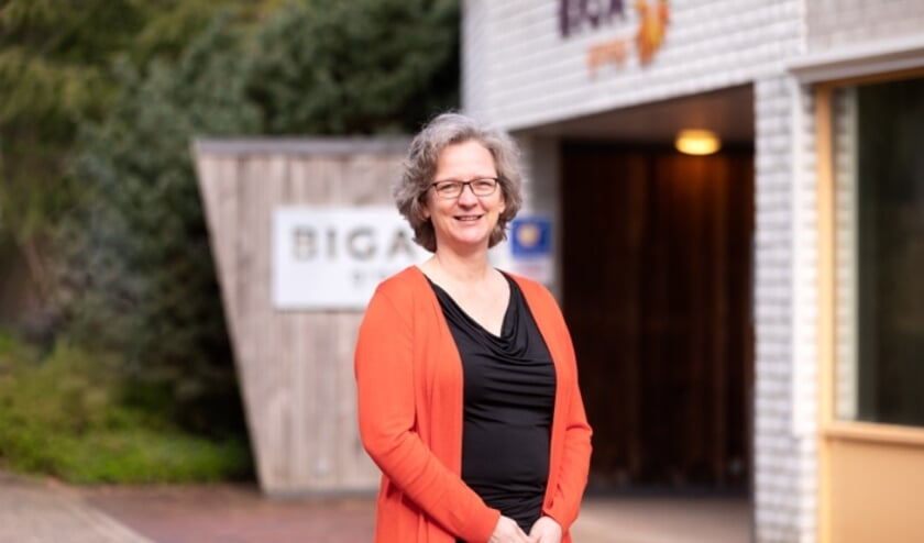 <p><strong>Yvonne Pot, manager re-integratie Biga Groep.</strong>&nbsp;</p>