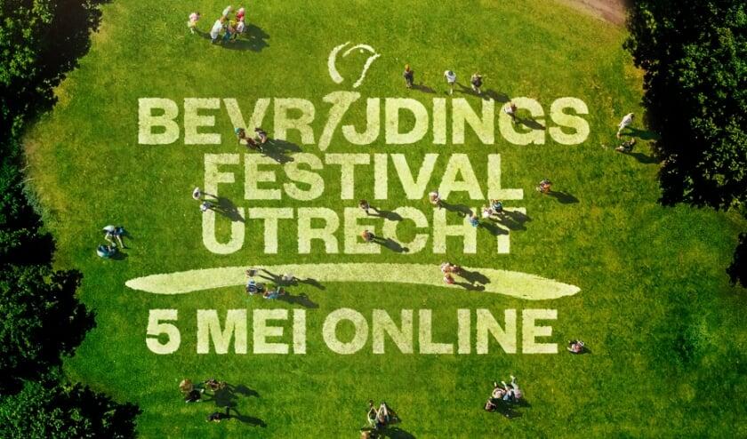 <p>Het Bevrijdingsfestival Utrecht vindt dit jaar online plaats. Het programma wordt uitgezonden vanuit TivoliVredenburg.</p>
