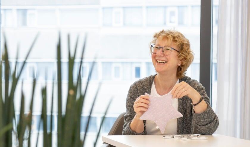 """Anja Woudsma: """"Ik vind het vooral een eer dat ik het mag doen."""""""
