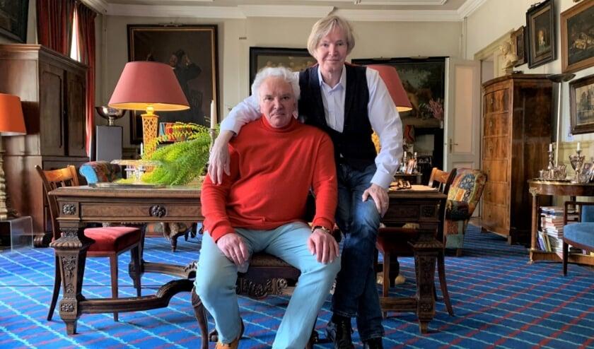 <p>Pieter Paul en Heijm kwamen elkaar 42 jaar geleden tegen op Scheveningen.&nbsp;</p>