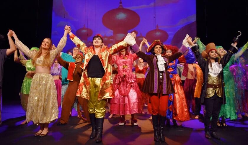 <p>Sinbad The Panto, een show die in 2019 in Cascade werd opgevoerd.&nbsp;</p>
