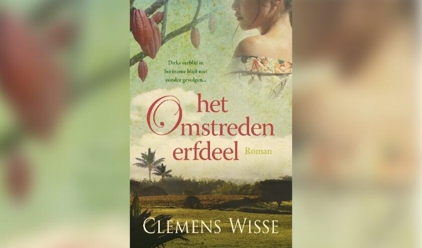 <p>Een deel van het boek dat Clemens Wisse heeft geschreven.</p>