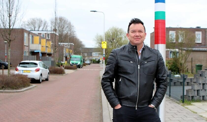 <p>Frangken Tuhumena: &#39;Wijk heeft me gevormd&#39; @Morvenna Goudkade</p>