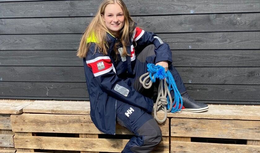 <p>Maud van Iperen volgt haar passie en is klaar voor twee maanden zeilen op zee en een unieke levenservaring.</p>