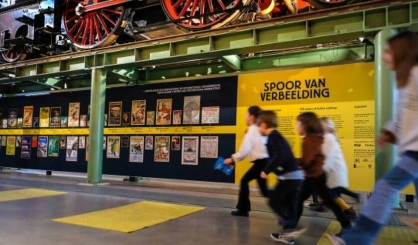 <p>Het Spoorwegmuseum doet mee aan een pilot waarbij museumkaarthouders het museum mogen bezoeken.</p>