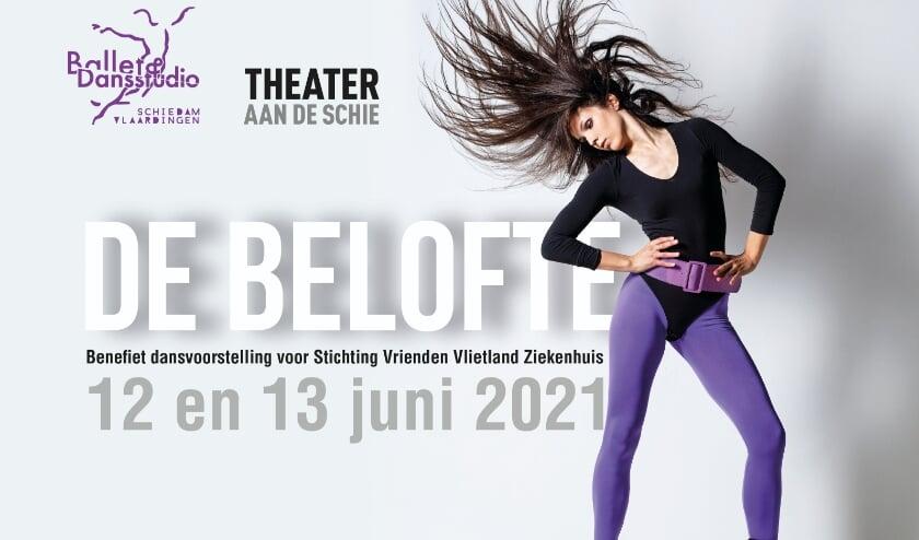 <p>De voorstelling zal gratis via livestream te zien zijn. (Foto: Privé)</p>