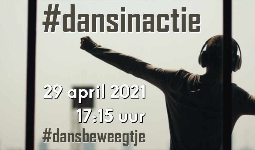 <p>Landelijke actie van dansondernemers Nederland.</p>
