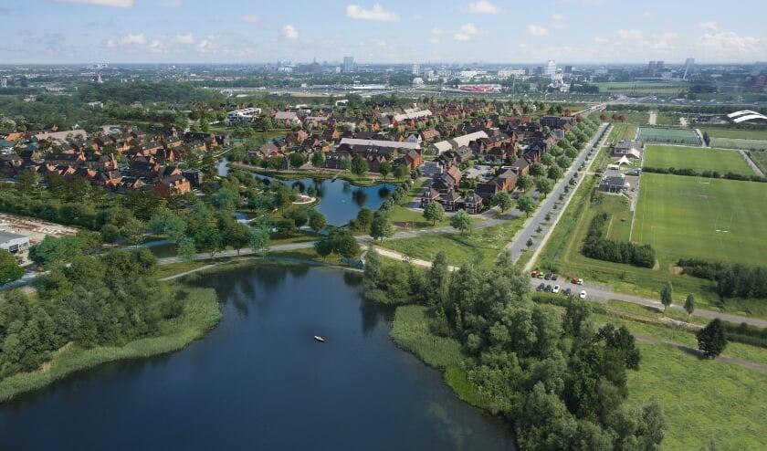 <p>Rijnvliet wordt een kindvriendelijke en groene nieuwbouwwijk.&nbsp;</p>