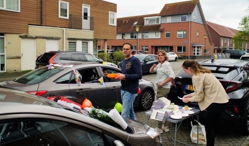 <p>Wessel wordt op zijn 50e verjaardag op bijzondere wijze verrast door zijn familie en vrienden.&nbsp;</p>