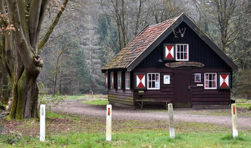 <p>Tijdens de wandeling komen we langs de Bosschuur d'Ouwe Kamp in de bossen van Austerlitz vlakbij Zeist.</p>