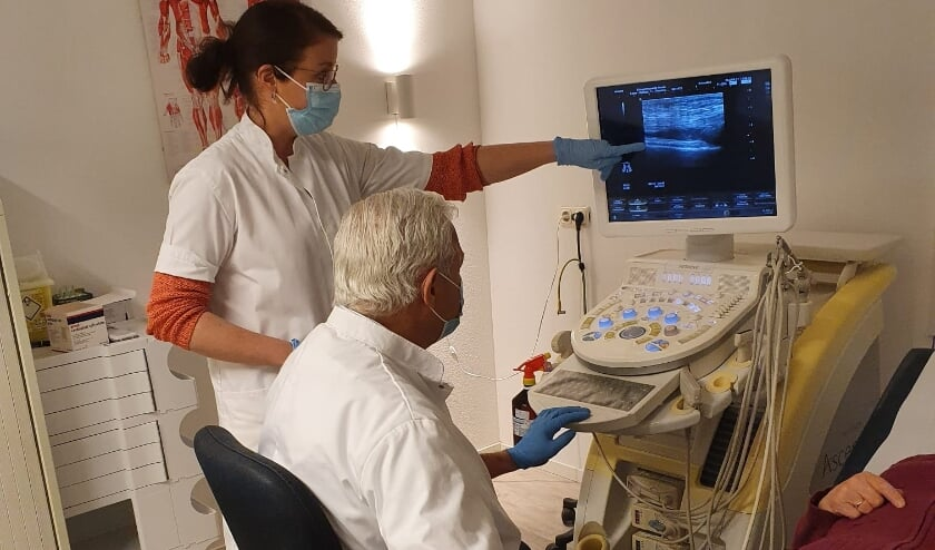 <p>Echografiepraktijk TwentheCentrum uit Almelo helpt patiënten pijn te lokaliseren én te behandelen.</p>