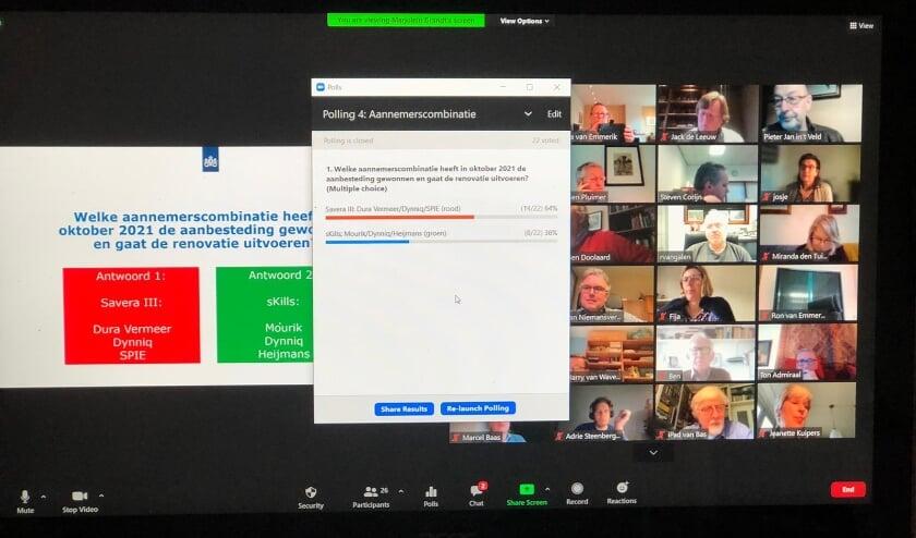 <p>Digitale bijeenkomsten zijn even anders, maar kennen anderzijds geen fysieke grenzen. (foto: pr Maatschappij)</p>