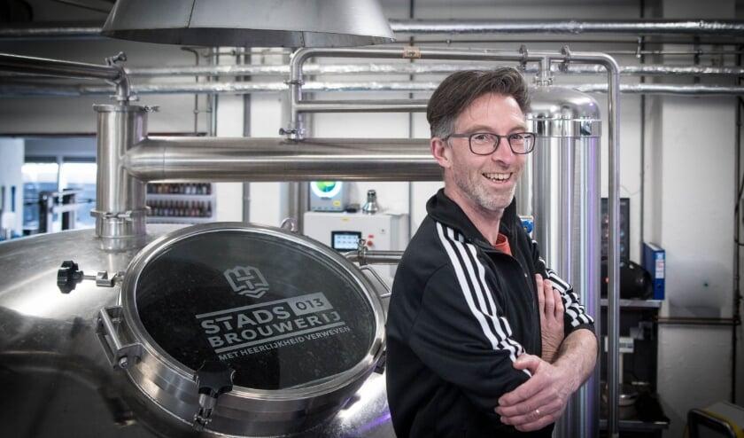 <p>Theo van Etten onderzoekt de geschiedenis van de Tilburgse bierbrouwerijen.&nbsp;</p>