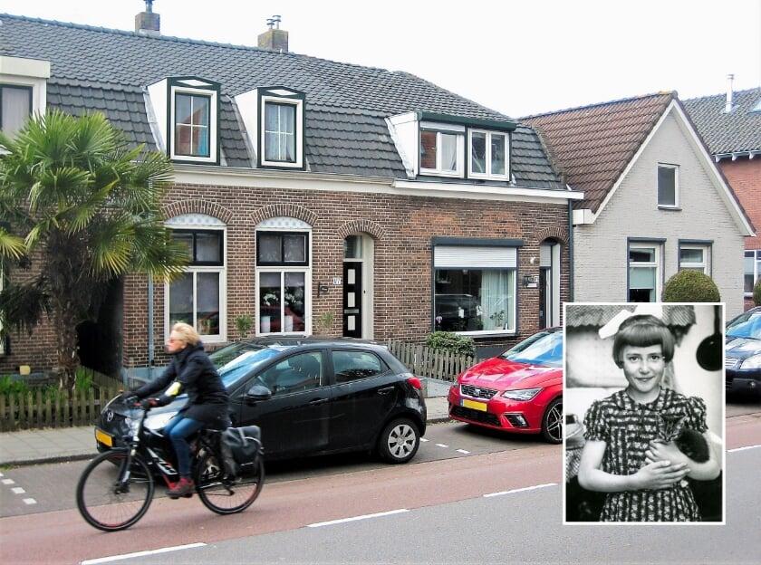 <p>Jopie Bruinsma (inzet) woonde bij haar tantes aan de Nieuweweg 177 in Veenendaal. Er gaan nu stemmen op om ook voor dit pand een infopaneel &#39;40/&#39;45 te plaatsen.</p>