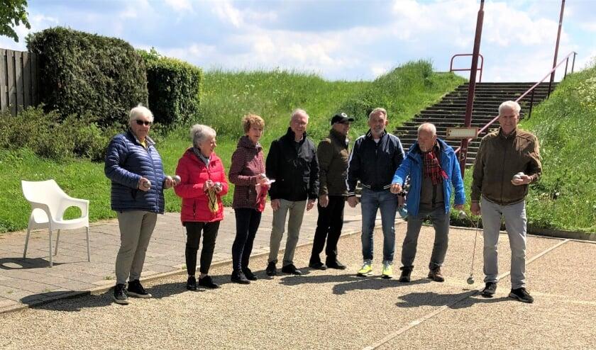 <p>Er spelen bij de BCB mensen uit diverse Nieuwegeinse wijken.&nbsp;<br>Eigen foto</p>