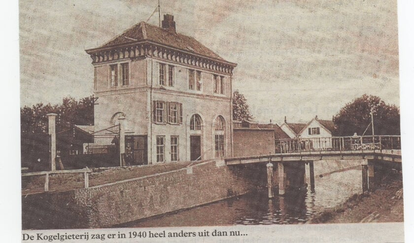 <p>De kazerne aan de Buitenwatersloot</p>
