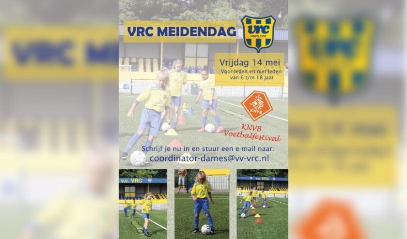 VRC Meidendag