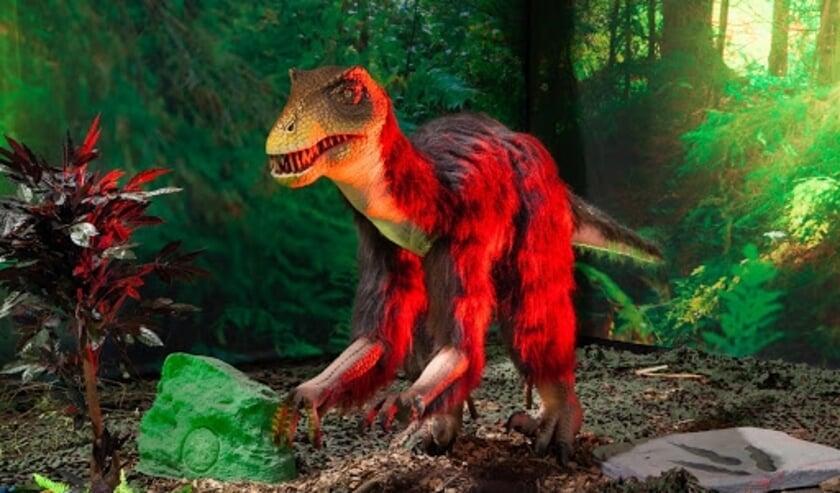 <p>Levensgrote en bewegende dinosaurussen veroveren het World Forum in Den Haag tijdens de zomervakantie.&nbsp;</p>