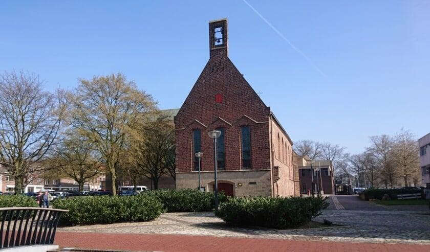 <p>De Waalse kerk.</p>