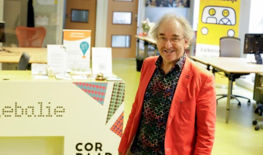 <p>Ren&eacute; van Nieuwkuijk kijkt tevreden terug op zijn twintig jaren bij Cordaad Welzijn.<br><br></p>