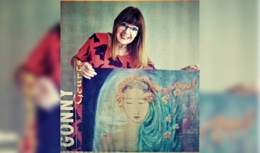 <p>Werken van Gonny Geurts in Lentink de Jonge Zaal te bewonderen.</p>