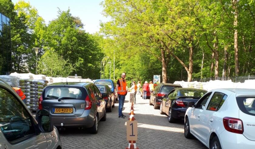 <p>De compostactie van de gemeente Zeist bracht heel wat mensen op een goed idee.</p>