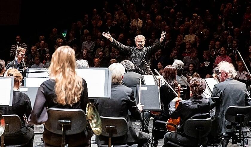 <p>Het Residentie Orkest geeft een testconcert. Foto: PR</p>