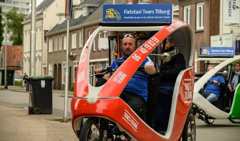 <p>Het uitje kwam vorig jaar tot stand met de actie Tilburg Fietst voor Tilburg.</p>
