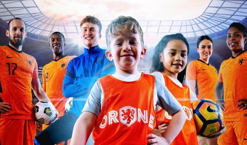 <p>Voor de diverse Oranjefestivals hebben zich in Nederland al ruim 50.000 kinderen opgegeven.</p>