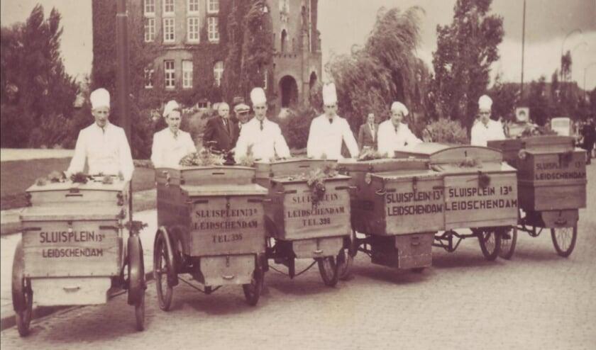 <p>De geschiedenis van Bakkerij Remmerswaal begint in 1946 in Leidschendam.</p>