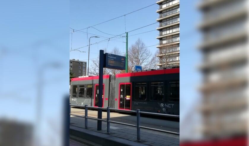 <p>Tramhalte Treubstraat</p>