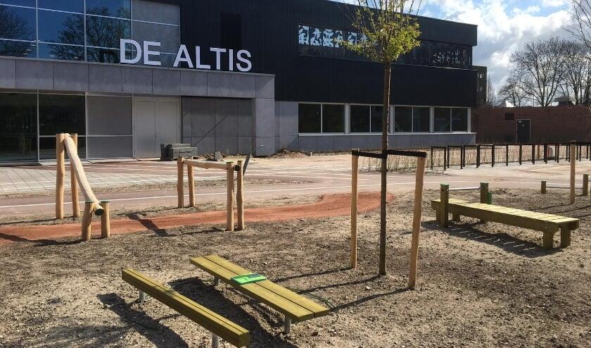 <p>De Altis is het nieuwe sportcentrum aan de Burgemeester Elsenlaan.&nbsp;</p>