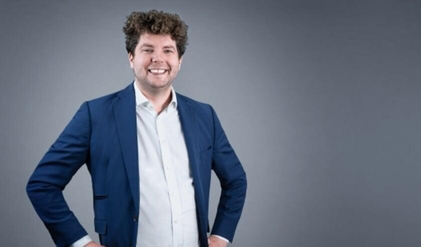 <p>Jerker Vulperhorst, Managing Director bij Onventis Benelux.&nbsp;</p>