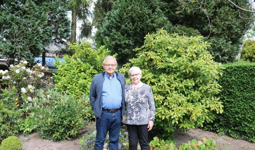 <p>Martien en Annie Sanders-Bierens zijn 60 jaar getrouwd.&nbsp;</p>