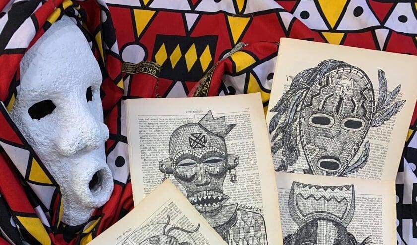 <p>Een oud, oek over Congo gezien door westerse ogen bracht Casca ertoe de erin beschreven geschiedenis te transformeren.</p>