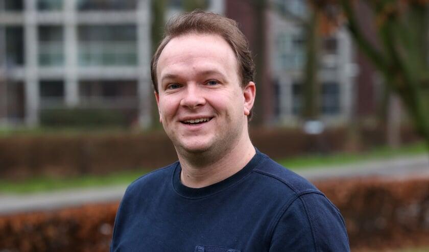 <p>Columnist Jordy Graat</p>