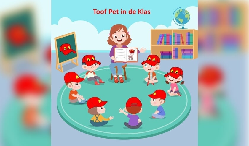 <p>&#39;Toof Pet in de klas&#39; is een leuk &eacute;n leerzaam e-book waarin alle leerlingen een rol spelen.</p>