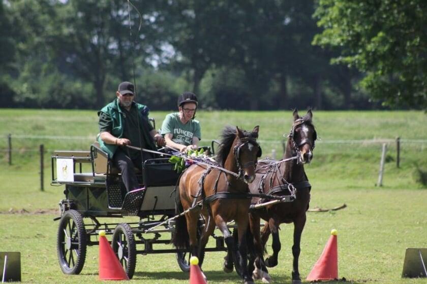 <p>Paardrijden en mennen bij de Stichting Paardrijden Gehandicapten Oost-Achterhoek.</p>