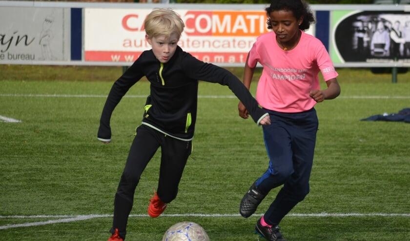 <p>Voor de jeugdafdeling van VV Hellendoorn werd zaterdag een Bevrijdingstoernooi gehouden.&nbsp;</p>