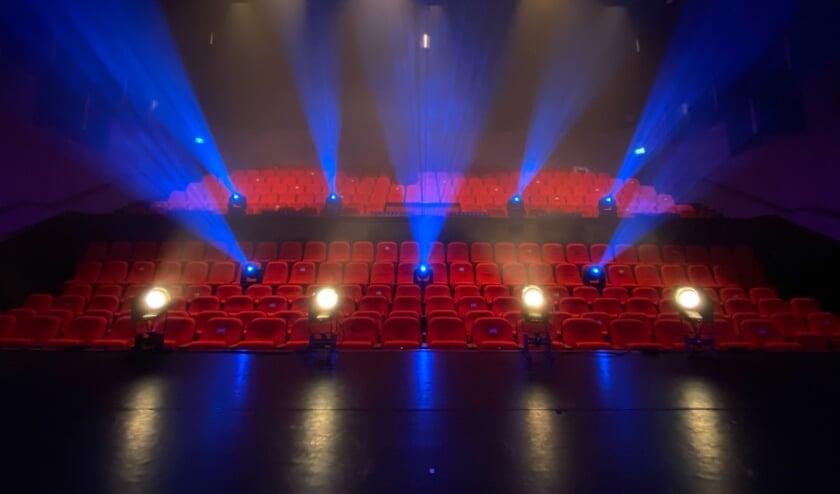 <p>Het podium van Het Musiater.</p>