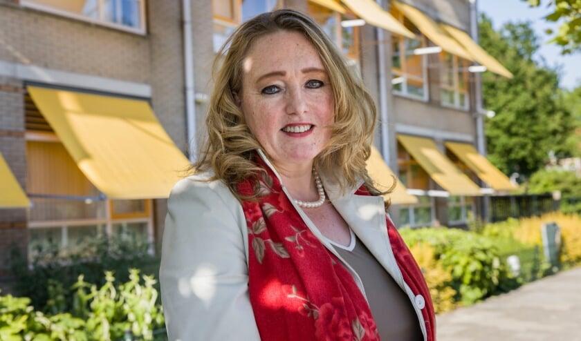 <p>Jeanette Warmels is de nieuwe rector van de Willem van Oranje Oud-Beijerland.</p>