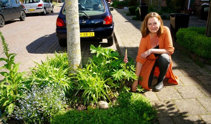 <p>Zo mooi kan een boomspiegel zijn! Karin van Kampen heeft er aan 't Bakhuys in Westervoort inmiddels acht onder haar beheer.</p>