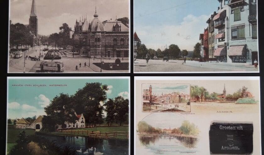 stadsbeelden Arnhem