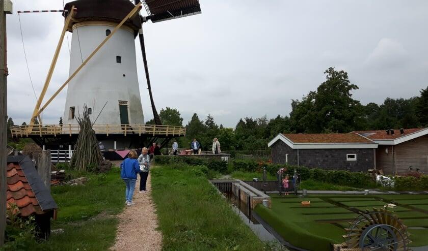 <p>Een gratis bezoek aan de Babbersmolen is te reserveren.</p>